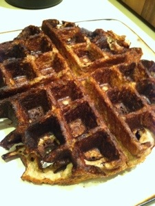 Protein Waffle (1/2)