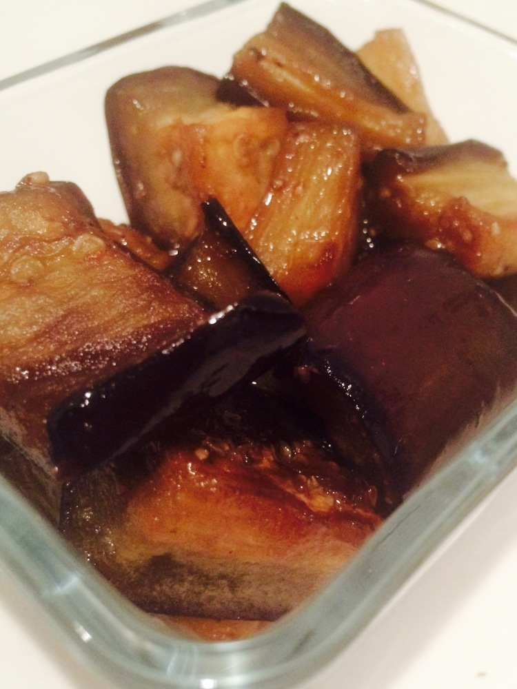 Italian Sweet and Sour Eggplant